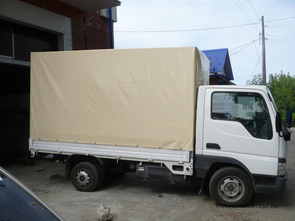 Тент на грузовик Mazda