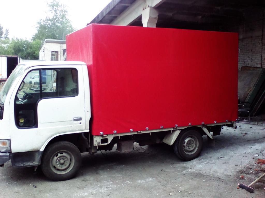 Тент для грузового авто Nissan Atlas