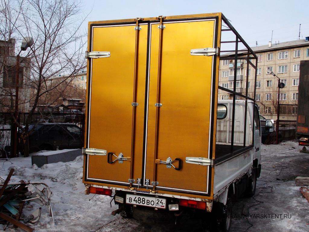 Ворота на грузовик Nissan Atlas в Красноярске