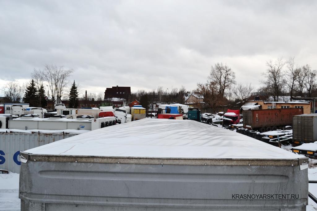 Сдвижная крыша для полуприцепа Kogel