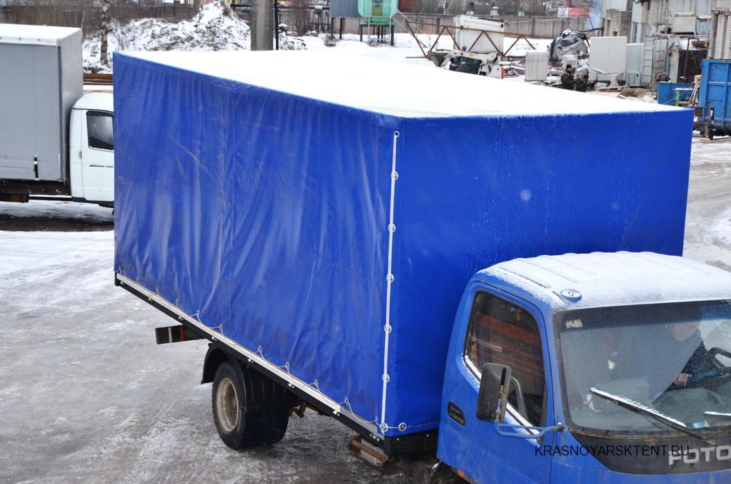 Тент для грузовика Foton