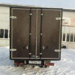 Распашные ворота на «ГАЗ-3302»