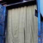 Гаражные шторы из брезента