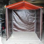 Палатка торговая-ПВХ