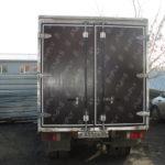 Ворота на будку грузовик Hino