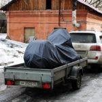 Тенты на снегоходы