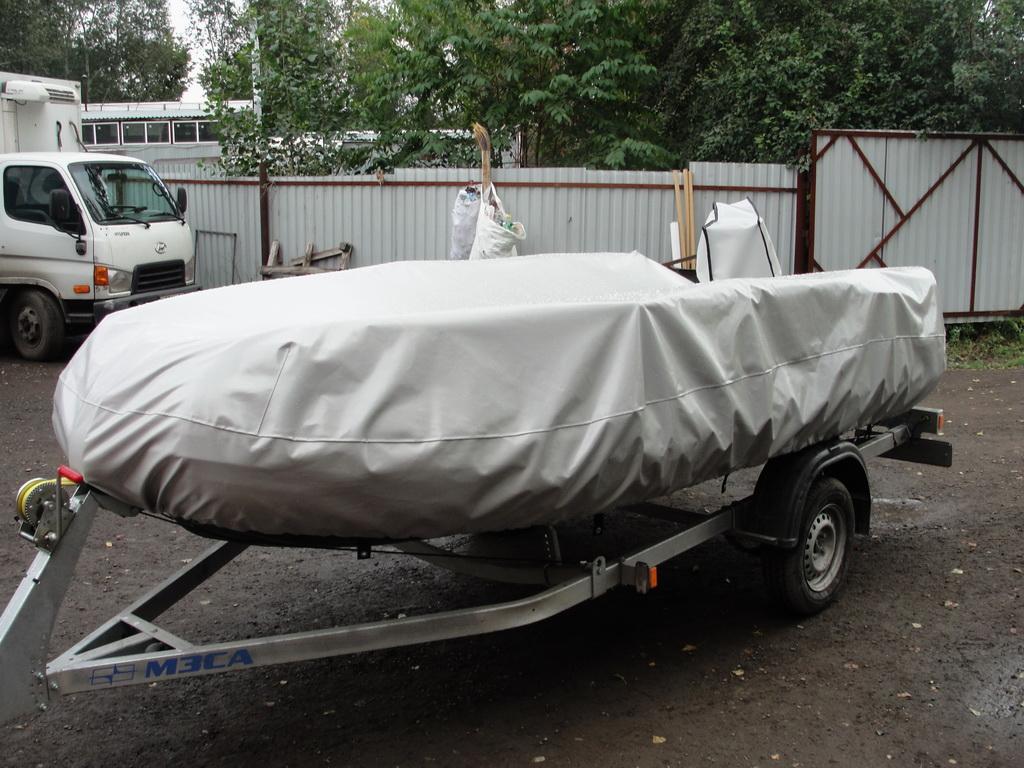 Чехол на лодку «Фрегат-430-М»