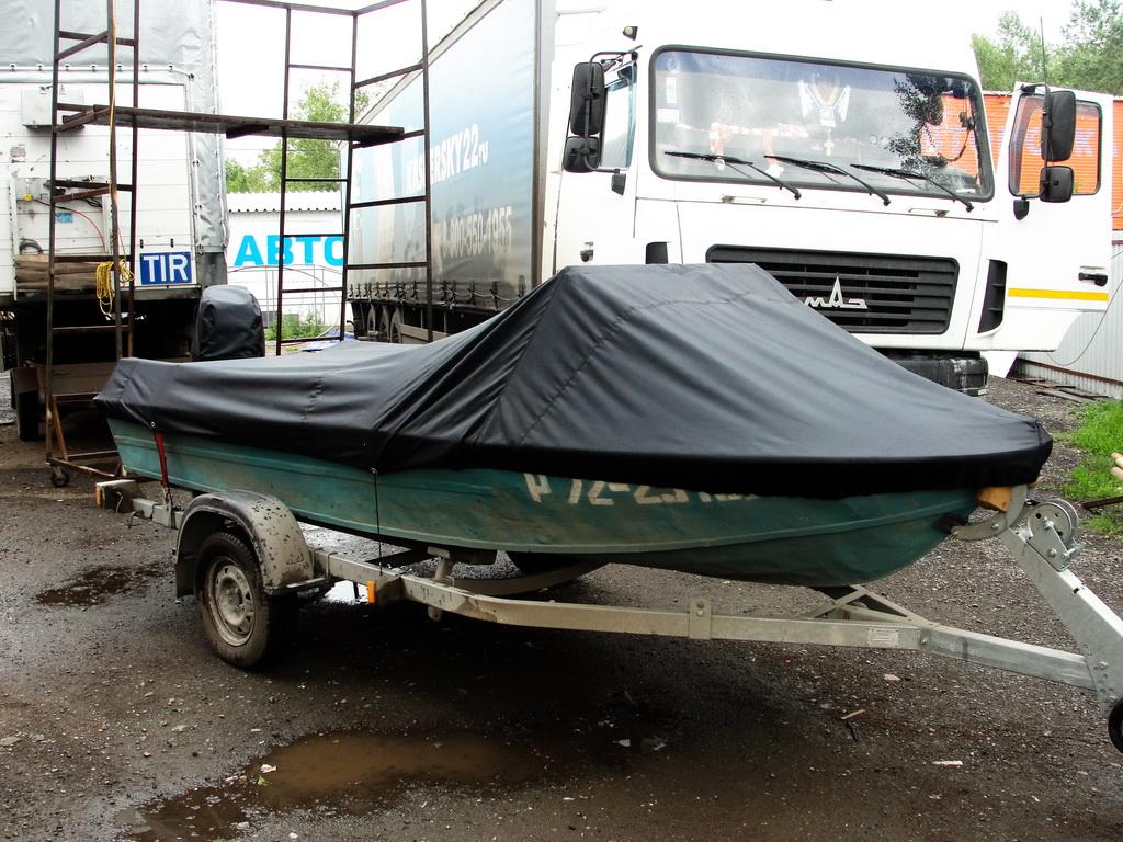 Чехол на лодку «Казанка-2М»