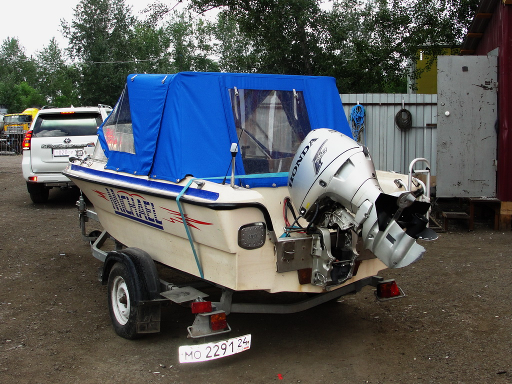 Ходовой тент для лодки Wellboat 45