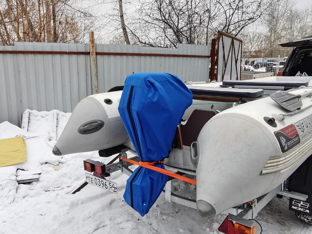 Чехол на лодочный мотор Suzuki