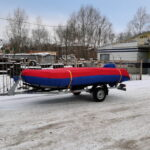 Транспортировочные тенты на лодки-ПВХ