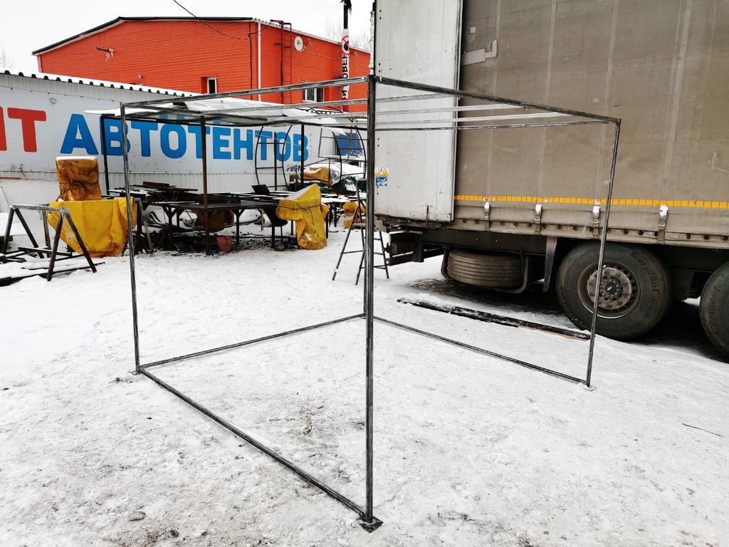 Каркас для сварочной палатки 2,5х2,5х2 метра