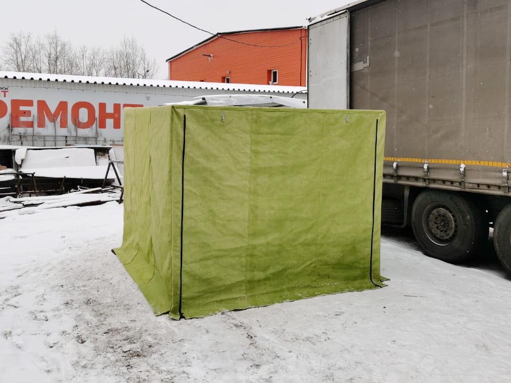 Сварочная палатка 2,5х2,5 метра